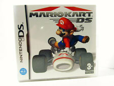 NINTENDO DS GAME-MARIOKART DS WORKING