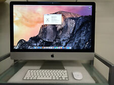 "LOADED 27"" iMac -3.5Ghz i7 - 3.1 TB FUSION - 32GB RAM - NVIDIA 780M 4GB - THIN!"