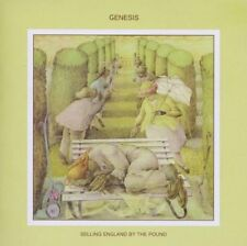 GENESIS - SELLING ENGLAND BY THE POUND LP VINYL ALBUM (REMASTERED 2008)