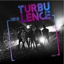 Got7  Vol. 2 Flight Log, Turbulence Album, RANDOM, K Pop [K POPPIN USA Seller]