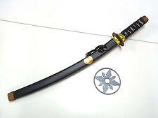 Japanese TOY KATANA SYURIKEN BALACK  NINJYA SAMURAI Sword throwing NEW