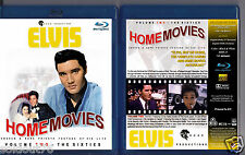 ELVIS - HOME MOVIES VOLUME 2 - THE SIXTIES - NEW BLU-RAY SEALED!