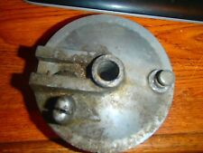 INDIAN 100 1973 vintage front brake plate I have more parts for this bike/other