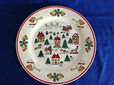 Vintage Jamestown China THE JOY OF CHRISTMAS Replacement Dinner Plate