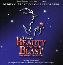Beauty & The Beast - Cast Recording (1999, CD NEUF) Music BY