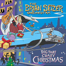 Dig That Crazy Christmas, Setzer, Brian Orchestra, Good
