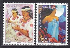 POLYNESIA 2011 YEAR OF WOMEN - POLYNESIAN WOMEN MNH M893