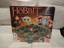 LEGO THE HOBBIT AN UNEXPECTED JOURNEY BOARD GAME 3920.NEW & SEALED.