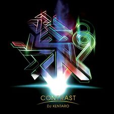 DJ KENTARO Contrast 2012 UK vinyl 2-LP + MP3 UNPLAYED Ninja Tune