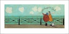 Sam Toft (sua preferita CLOUD II) Cat No: ppr41138 ART PRINT 50 x 100 cm