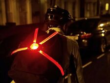 X4 Commuter Cycling Illumination System - Bike Reflective, LED & Fibre Optic