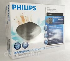 New Air Purifier automotive PHILIPS GoPure Compact GPC10 HEPA HESA From Japan