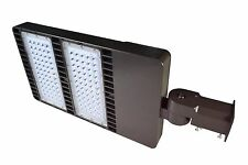 200W Outdoor Parking Lot LED Light Fixture Energy Playground Street Lamp New