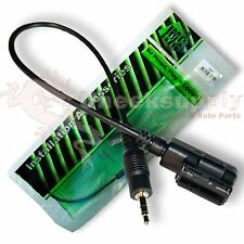 3.5mm Media Music Jack For Mercedes Benz AMI MMI AUX-in Interface Adapter Cable