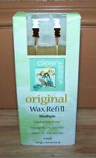 3 Pack Clean & Easy Original 245028 Cartridge Refill Wax/Waxing Supplies 3.6oz