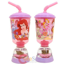 Disney Princess Tumbler Drinking Bottle with Tiana - Fun Floats Sipper
