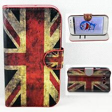 Folding UK Flag PU Leather Pouch Case Cover For Samsung Galaxy S3 S III i9300