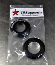 Cannondale Headset Adapter Reducer  Lefty 1 1/2 to 1 1/8 standard fork Flash