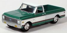 1972 72 CHEVROLET C10 CHEYENNE TRUCK LIMITED EDITION 1:64 SCALE RUBBER TIRES