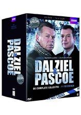 DALZIEL & PASCOE : COMPLETE COLLECTION 1 - 11  BOX SET -  DVD - PAL Region 2
