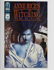 ANNE RICE THE WITCHING HOUR #1 MILLENIUM COMICO COMICS