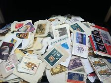 UNITED STATES  STAMP MIXTURE LOT OVER 500 USED  US STAMPS