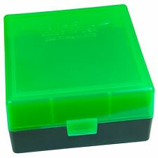 Berrys 100 Round Ammo Rifle Boxes 223 .223 .222 222 17 5.56 005 2 ZOMBIE GREEN