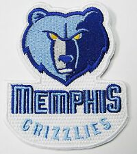 LOT OF (1) NBA BASKETBALL MEMPHIS GRIZZLIES EMBROIDERED PATCH ITEM # 115