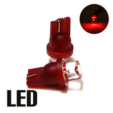 Ford Fiesta MK7 1.6 Red LED Wide Angle Side Light Upgrade Xenon Parking Bulbs
