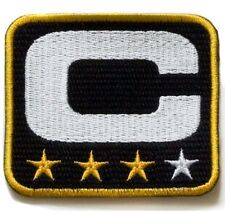 SUPERDOME SUPER BOWL XLVII 47 BALTIMORE RAVENS 4-STAR CAPTAIN's JERSEY PATCH