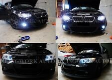 H8 BRIGHT CREE LED White Angel Eyes for BMW E92 E93 E70 E71 E60 E61 E90 E63 E64