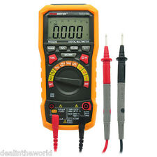 PEAKMETER PM8236 Digital Clamp Multimeter ResistanceFrequency Voltage Tester