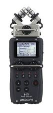 Portable Handheld Field Recorder/w Interchangeable Microphone System Zoom H5 F/S