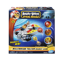 Angry Birds Star Wars Millennium Falcon Bounce Game new /sealed