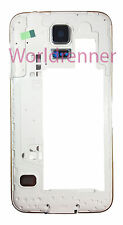 Carcasa Medio S Chasis Middle Frame Cover Back Samsung Galaxy S5 G900A G900T