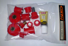 TOYOTA STARLET EP8, EP8 GTT, SUSPENSION POLYURETHANE BUSHES - FULL SET
