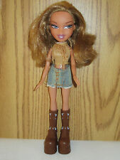 "BRATZ  DOLL EXCELLENT CLEAN CONDITION NICE LONG  HAIR 2001   10"" TALL"