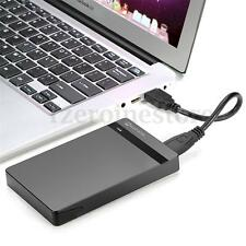 MantisTek Mbox2.5 Tool-Free USB 3.0 SATA HDD /SSD Enclosure HDD External 2.5''