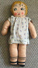 Antique CHICAGO WORLD'S FAIR A Century Of Progress Double Sided Little Miss DOLL