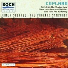 Copland: Suite from The Tender Land; 3 Latin-American Sketches James Sedares Neu