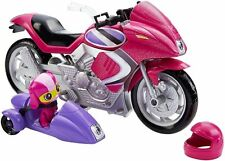 Barbie Spy Squad Secret Agent Motorcycle BRAND NEW FREE P&P