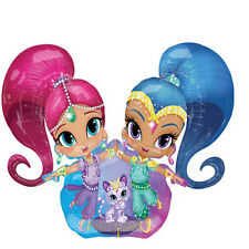 Shimmer and Shine Genies Air-Walker Balloon Girls Birthday Party Decoration AWK