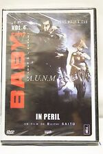 baby cart in peril volume 4 ntsc import dvd English subtitle