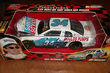MIKE McLAUGLIN AUTOGRAPHED #34 GOULDS PUMPS RACING CHAMPIONS 1:24 SCALE (47