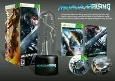 New Metal Gear Rising Revengeance Limited Edition Xbox 360 High Frequency Lamp
