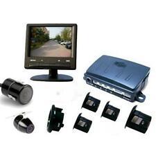 """Parksafe ps00674c22 AUTO FURGONE 3,5 """"Parcheggio MONITOR & 4 sensori di inverso e la fotocamera"""