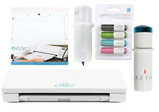 Shipping NOW New Silhouette Cameo V3 Bluetooth  Pixscan mat, Blades FREE COVER