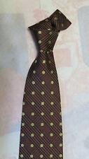 Carnaval de Venise Krawatte, 100 % Reine Seide, SELTEN 100% seide made in Italy