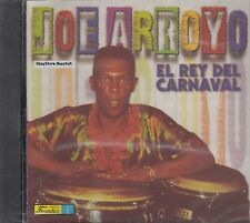 Joe Arroyo el Rey Del Carnaval CD New Sealed