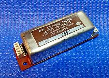 Kenwood YG-455C-1 500 Hz CW Filter ---Fully Working---